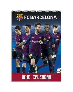 Barcelona 2019 Official Calendar