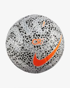 Nike CR7 Strike Soccer Ball -White