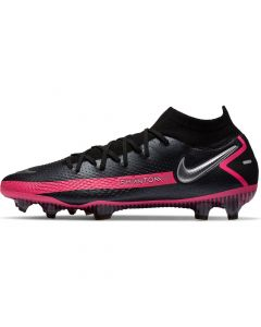 Nike Mens Phantom GT Elite Dynamic Fit FG- Black pink