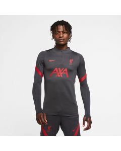 Nike Liverpool Strike Mens Drill Top 2020- Grey