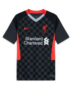 Nike Liverpool Youth Third Jersey 2020/21