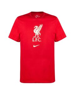 Nike Liverpool Crest T - Red
