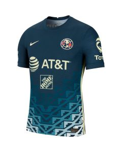 Nike Club America Auth Away Jersey - Navy