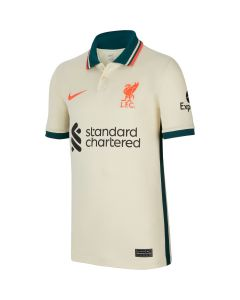 Nike Liverpool Youth Away Jersey 2021