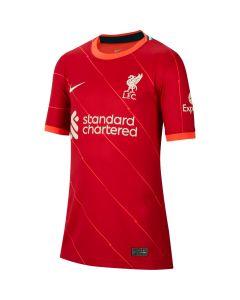 Nike Liverpool FC 2021/22 Youth Stadium Home