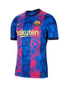 Nike Barcelona 3rd Jersey 2021 - Blue