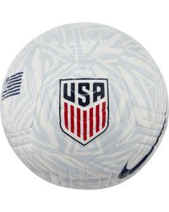 Nike Strike USA Soccer Ball - White