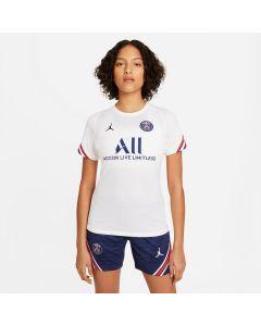 Nike PSG Women's Strike Jersey - White