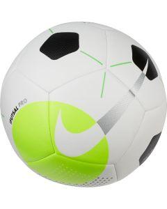 Nike Futsal Pro Team Ball - White/Volt
