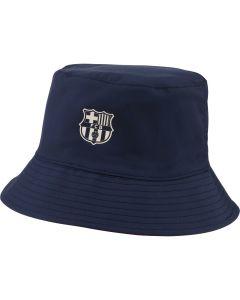 Nike Barcelona Reversible Bucket Hat - Blue/Red