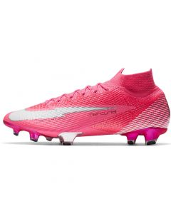 Nike Mercurial Superfly 7 Elite Mbappé KM FG- Pink