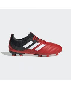 adidas Copa 20.1 Firm Ground Soccer Cleats Junior - Red/Black - Mutator Pack