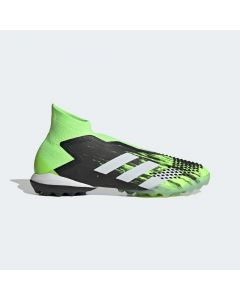 adidas Mens Predator Mutator 20+ Turf- Green/Black
