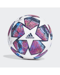 adidas UCL Finale Istanbul Pro Soccer Ball - White/Pink