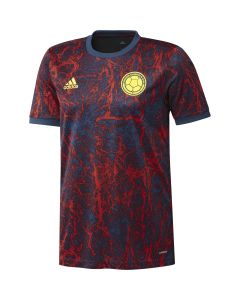 Adidas Colombia Home Pre Game Jersey