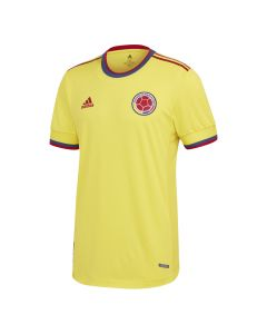 adidas Colombia Auth 2021 Home Jersey