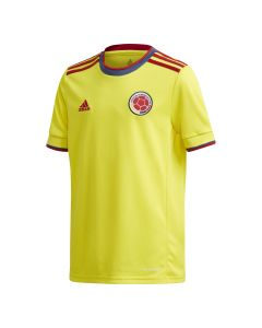 adidas Colombia 2021 Youth Home Jersey