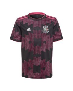 Adidas Mexico Youth Home Jersey
