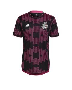 Mexico Authentic 2021 Home Jersey