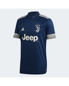 adidas Juventus Mens Away Jersey 2020/21 -Navy
