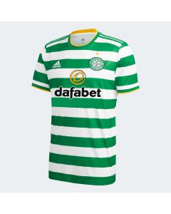 adidas Celtic FC Mens Home Jersey 2020/21