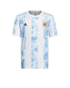 Adidas Argentina Youth 2021 Home Jersey
