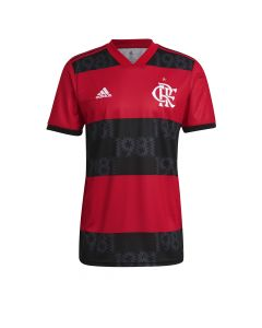 Adidas Flamengo Home Jersey 2021 - Red