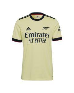 Adidas Arsenal Away Jersey 21 - Yellow