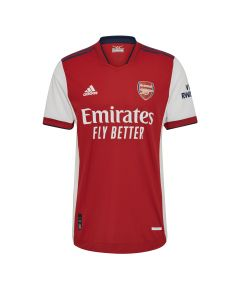 Adidas Arsenal Home Authentic Jersey 21/22 - Red