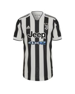 Adidas Juventus 2021/22 Authentic Home Jersey