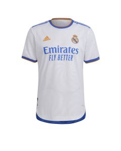 Adidas Real Madrid 2021/22 Authentic Home