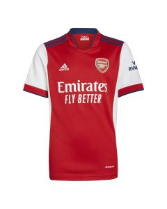 Arsenal Youth Home Jersey 2021/22 - Red