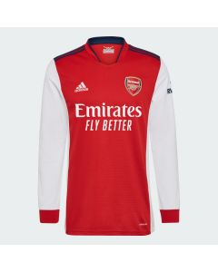 Arsenal Home Jersey LS 2021/22 - Red