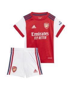 Adidas Arsenal Home Baby Mini Kit - Red