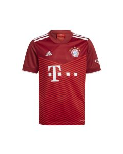 Adidas FCB Youth Home Jersey 21/22 - Red