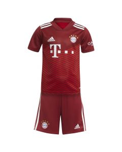 Adidas Bayern Munich Mini Kit - Red
