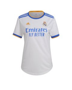 Adidas Real Madrid Women's Home - White