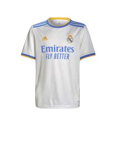 Adidas Real Youth Home Jersey 21 - White