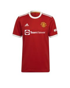 Adidas Man United Home Jersey 21 - Red