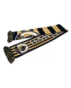 Hartford City FC Fan Scarf - Navy/Gold
