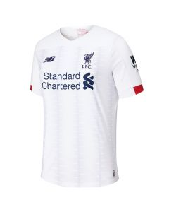 NB Liverpool Away Jersey Youth 2019/20 EPL white