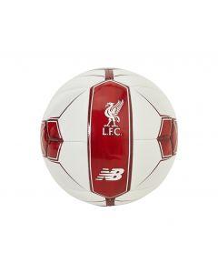 New Balance Liverpool Dispatch Mini Ball - White/Red