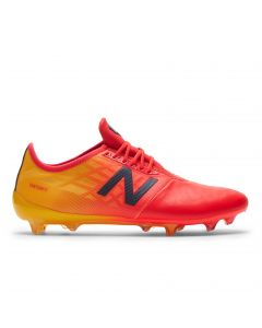 New Balance Furon 4 Pro K Leather Fg - Orange