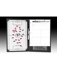 Kwikgoal Coach Deluxe Magnetic Soccer Board - Wht