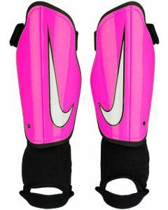 Nike Charge 2.0 Shinguard Youth - Pink Blast/White