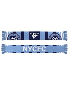 adidas NYCFC Jacquard Scraf 2 - Light Blue