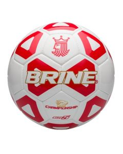 Brine Championship Ball Size 5 - White/Red