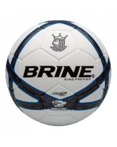 Brine King Premier Ball - White/Black