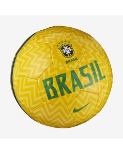 Nike Brasil Skills Ball - Gold/Green