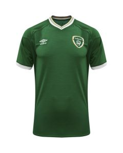 Umbro Ireland Home Youth Jersey 2020 - Green